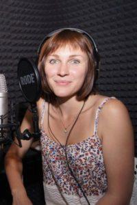 Виктория Слуцкая