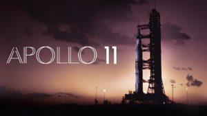 """Закадровое озвучивание документального фильма """"Аполлон 11"""""""